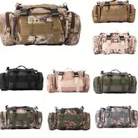 Fishing Outdoor Tackle Bait Bag Waterproof Waist Shoulder Carry Storage 9 Choice