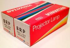 Lot of 2 BRP Sylvania Projector Lamps Bulbs 750W 120V 50 hrs. NOS USA