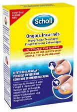 SCHOLL Ongles Incarnés Kit complet clip et spray