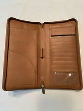 Hartmann Zip Around Travel Wallet Belting Leather EPOC