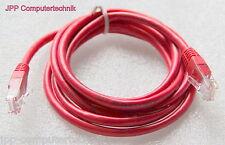 10 Stück 180cm Netzwerkkabel Patchkabel Cat5 Internet Switch 5 Port ISDN Rj 45