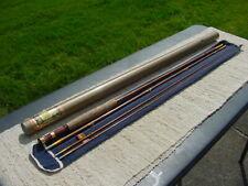 "Heddon Expert #125 Bamboo Fly Rod 9'-0"" 3/2 100% original in tube Near Mint!"