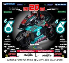 Yamaha Petronas Moto gp 2019 Fabio Quartararo full decal set