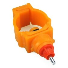 100pcs Chicken Nipple Waterer Drinker Automatic Spring Clip Type
