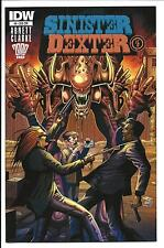 SINISTER DEXTER # 6 (FIRST PRINTING, SUB COVER, MAY 2014), NM/MT NEW