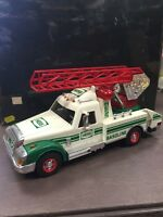 Hess Truck Rescue Holiday 1994 Used In Box