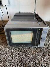 sony trinitron Tv Kv 6000 Be Retro Vintage. Made In Japan