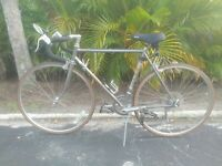 Fuji Road Bicycle VALite Frame Suntour Shifters Nitto Handlebar
