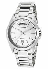 Casio MTP1370D-7A1 Men's Standard Analog Stainless Steel Classic Day Date Watch