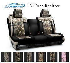 Coverking Custom Seat Covers Neosupreme Front Row - 2-Tone Realtree Camo