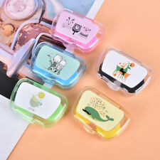 Travel Glasses Contact Lenses Box Contact lens Case for Eyes Care _QA