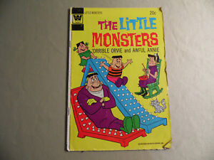 The Little Monsters #22 (Western Publishing 1973) Whitman Logo Variant