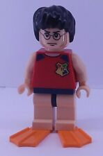 Lego Harry Potter: Tournament Harry Sleeveless Shirt hp0067 4762 Minifigure Used