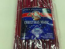 THE DIPPER DOUBLE STRENGTH 19 INCH INCENSE CHRISTMAS MAGIC 25 STICKS 3+ HOURS