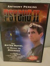 Psycho 2 (Dvd, 1999, Includes original Psycho shower scene) W/Insert!