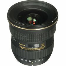 Tokina AF 11-16mm f/2.8 Mark II AT-X 116 Pro DX II Lens 11-16 F2.8 for Canon