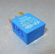 Kia Hyundai Multi-Use Blue Relay Omron 95224-2D000 12V 20A (4-Pin)