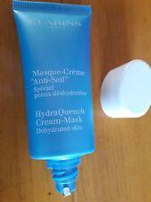 NEW Clarins hydraquench cream mask 30ml sealed