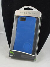 Case Mate TOUGH Series Textured Case iPhone 5 / 5S Blue/Gray CM022472 $35