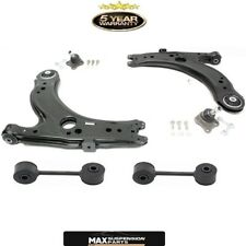 CONTROL ARM ARMS BALL JOINTS STABILIZER SWAY BAR VW Beetle Golf Jetta MK4 Set