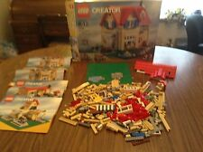 LEGO CREATOR FAMILY HOUSE SET 6754 3 IN 1 HOUSE HOME HARD TO FIND VERY RARE