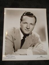 Johnnie Turnbull Big Band musician - B&W publicity photo late 40's early 50's