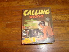 vintage BIG LITTLE BOOK: CALLING W-1-X-Y-Z JIMMY KEAN AND HIS RADIO SPIES