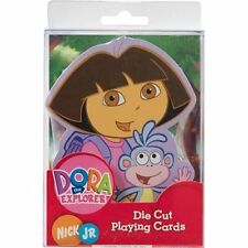 Dora the Explorer Shaped Playing Cards by Bicycle