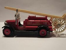 LLEDO DG12 004B 1934 DENNIS FIRE ENGINE - L.C.C. LONDON FIRE BRIGADE