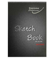PREMIUM QUALITY A4 Sketch Pad Book 180GSM White Paper Artist Sketching Drawing