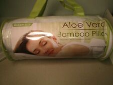 2 NEW QUEEN BAMBOO PILLOWS STILL IN PACKAGE