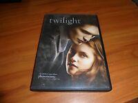 Twilight 1 (DVD, 2009, Widescreen)