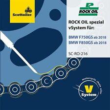 Scottoiler Kettenöler vSystem – BMW F 750 GS / F 850 GS