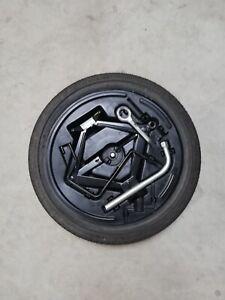 2010 ALFA ROMEO GIULIETTA Space Saver Spare Wheel 115/70R16 & Jack Tool Kit