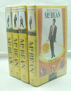 VHS - Mr Bean - 4 cassettes vidéo - Neuf (scellé)