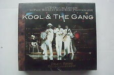KOOL & THE GANG  BOX DE LUXE EDITION 2 CD + BOOKLET RARE FOTO SEALED