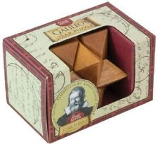 Galileo's Star Puzzle: Professor Puzzle Great Minds Mini Wooden Puzzle
