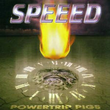 SPEEED - Powertrip Pigs - CD - 200211