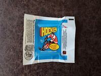 1976-77 Topps Hockey WAX PACK WRAPPER - QTY AVAILABLE!