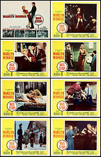 MARILYN MONROE DON MURRAY In BUS STOP Full Set Of 8 Indiv 8x10 LC Prints 1956