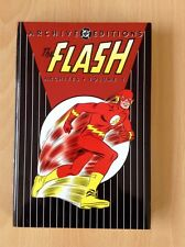 """The Flash Archives"" vol. 1 hardcover 1st print (DC)"