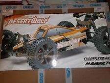 MV12901 Maverick Desertwolf 1/8th Scale RTR Brushless Buggy