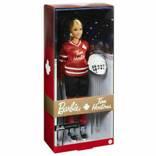 2020 Tim Hortons Barbie Doll  Canadian Exclusive RARE