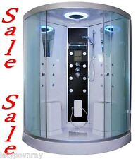 XL Two Person Steam Shower Room.Bluetooth Audio.6 Year US Warranty. SALE