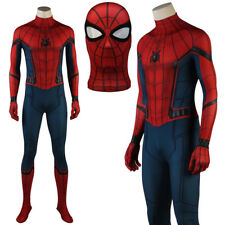 Costume da supereroe Spiderman Ballo Vestito Spiderman Halloween Spandex Suit