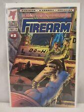 Malibu Comics - Ultraverse , Firearm # 14 , 1994 F / Vf New (1217)