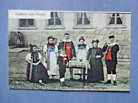 Postkarte, Ansichtskarte, Schwarzwald, Südschwarzwald, Hotzenwald, Bergalingen