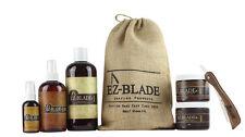 EZ-BLADE Royal Shaving Kit ,shave oil,shave gel,shave cream,after shave
