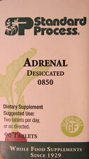 Standard Process ADRENAL DESICCATED - New - SHIPS WITHIN 1 DAY FREE!!
