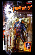 McFarlane Movie Maniacs Super Bloody Jason Action Figure Friday the 13th